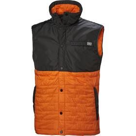 Helly Hansen M's Movatn Wool Ins Vest Blaze Orange
